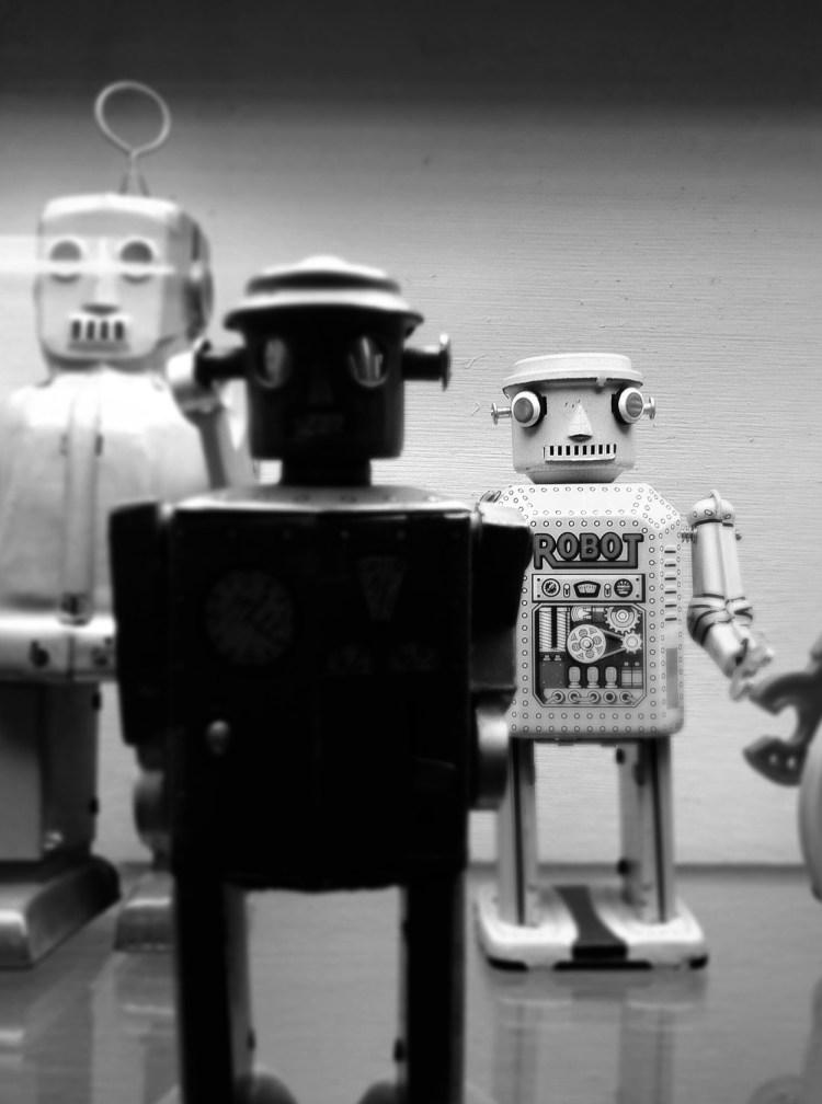 El mercado global de la robótica