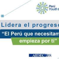 ¿Quieres conocer a los principales líderes empresariales y sociales? Participa en el Perú Youth To Business Forum