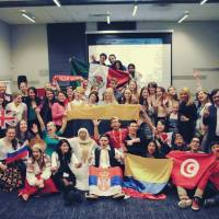 Fundación Youth Colombian Leaders hizo presencia en International Y2Y Summit