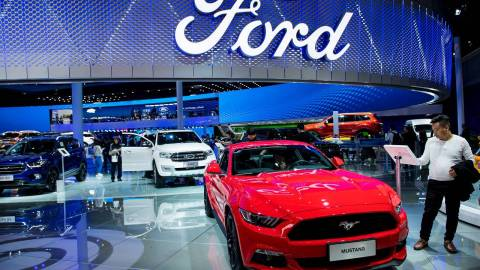 Is Ford Making Money?