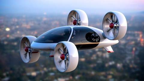 Flying Cars Might be for Real