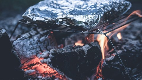 Using An Outdoor Grill And Weber Grill Cover For An Accomplished Cooking Area