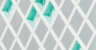 Fondo abstracto en color verde agua, gris y blanco, de ben nealeen Pexels