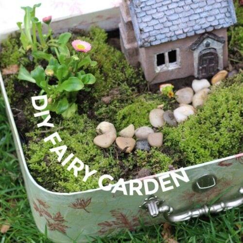 How To Make A Fairy Garden Empress Of Dirt