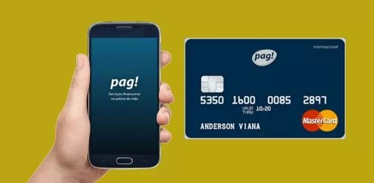 cartão de crédito pag