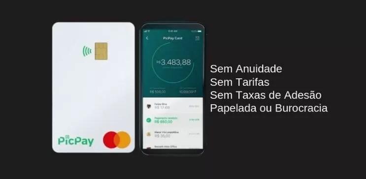 Cartão de Crédito PicPay Card