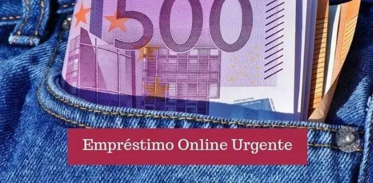 Empréstimo Online Urgente