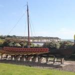 Gathering at the Viking Ship and Margate
