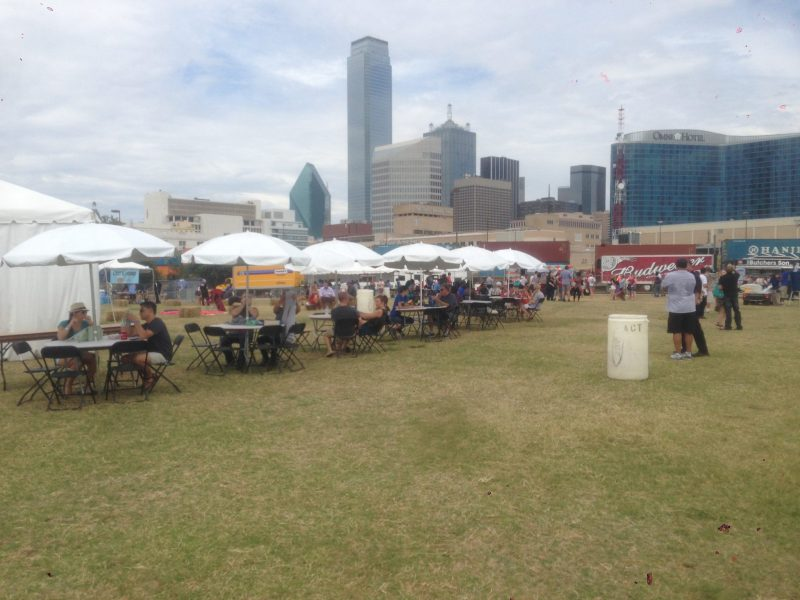 Food Trucks - A Must Do When In DFW 1 Pizza Truck This past weekend was The Great Texas Food Truck Rally in Dallas, Texas and we had the distinct pleasure of attending. We had a great time! We