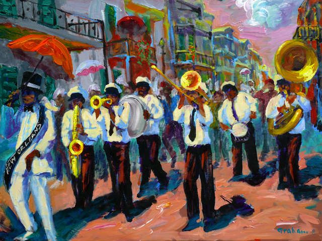 Louisiana, jazz, strange laws, new orleans