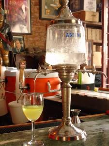 Old absinthe