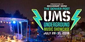 UMS music festivals Denver Colorado
