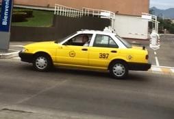 transportation, puerto vallart, mexico, taxi