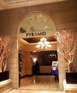 pyramid restaurant, lifestyle dining, dallas, fairmont hotel, upscale, wine, local, market fresh, vegan, vegitarian