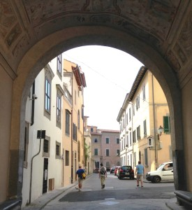 Pisa, Italy, Authentic experience