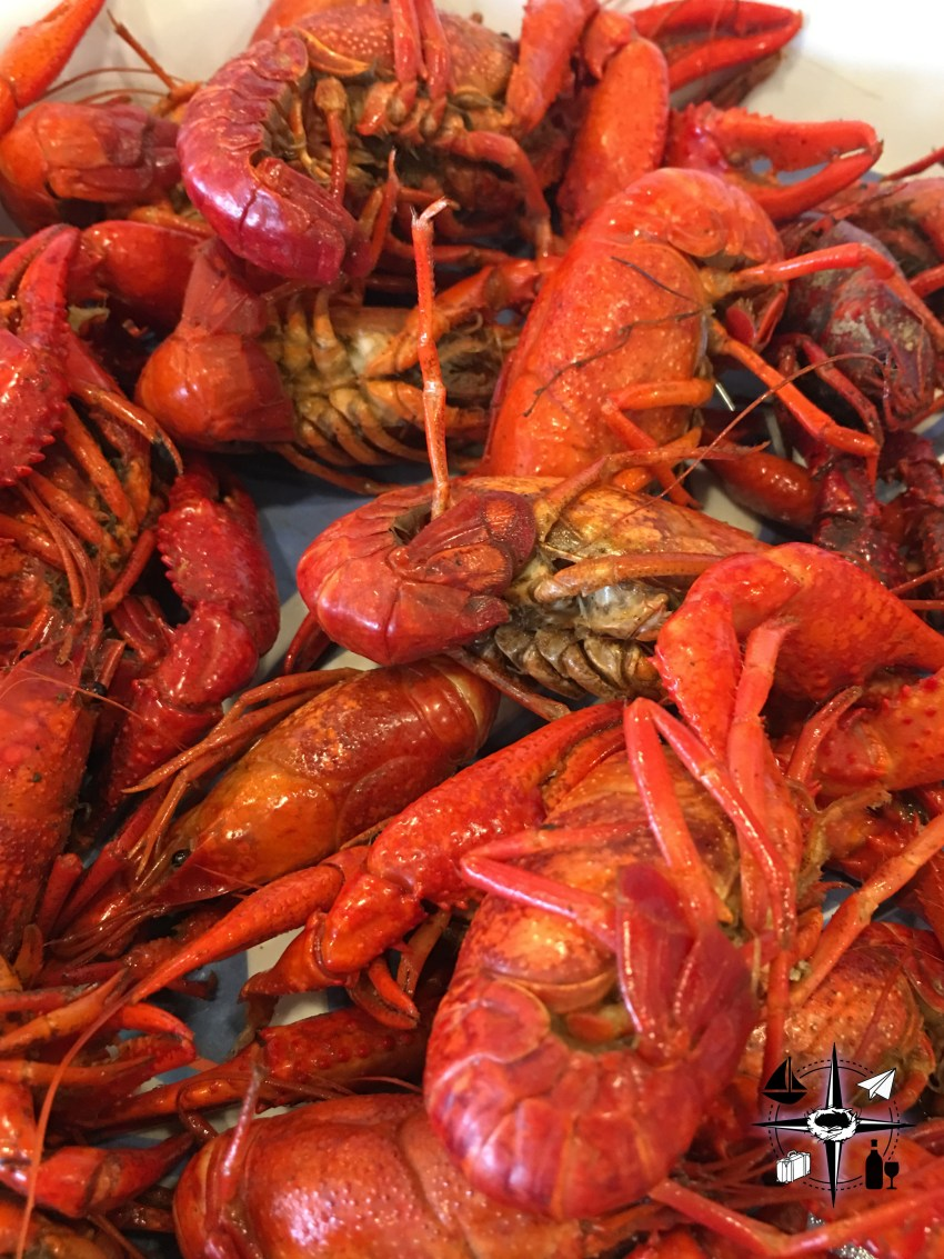crawfish, mudbugs