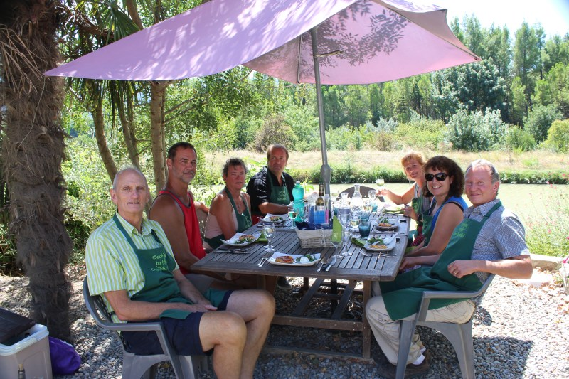 Cooking on the Canal du Midi: Learn the delectable art of French Cuisine 2 Cooking by the Canal du Midi, which offers hands-on cooking classes, is an entertaining way to learn about and create timelessly classic French cuisine wit