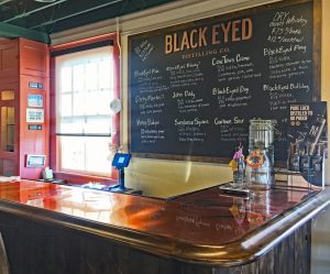 Black Eyed Vodka tasting room
