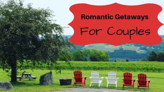 romantic getaways for couples in the US
