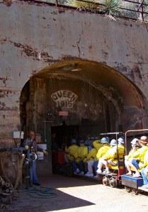 Queen Mine tour