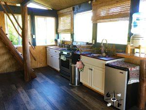Hale Hau'oli kitchen