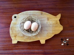 farm fresh eggs for breakfast