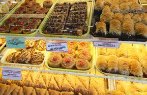 authentic Greek sweet treats