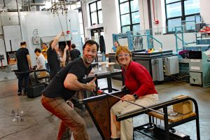 Finger Lakes glass class