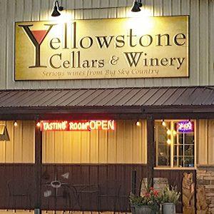 Yellowstone Cellars and winery