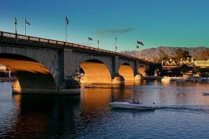Lake Havasu London Bridge