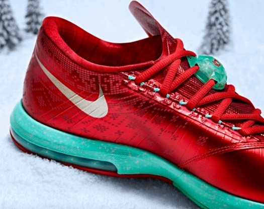 113dcc5523ea The Nike Basketball Christmas Pack 2010-2015. An Overview. – Empty ...