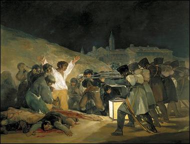 Third of May, 1808