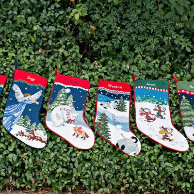 Stocking stuffers, unique stocking stuffers, stocking stuffers for babies, stocking stuffers for seniors, stocking stuffers for teens, stocking stuffers for men, stocking stuffers for all ages, stuff stockings, gifts under $25, gifts under $35, inexpensive gifts, empty nest, empty nesters, empty nester, empty nest blessed, gifts for grandkids, gifts for grandchildren, needlepoint stockings, inexpensive needlepoint stockings, land's end stockings