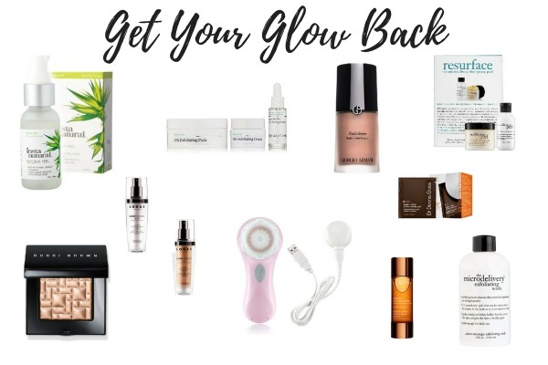 How to Get Your Glowing Skin Back in Three Simple Steps