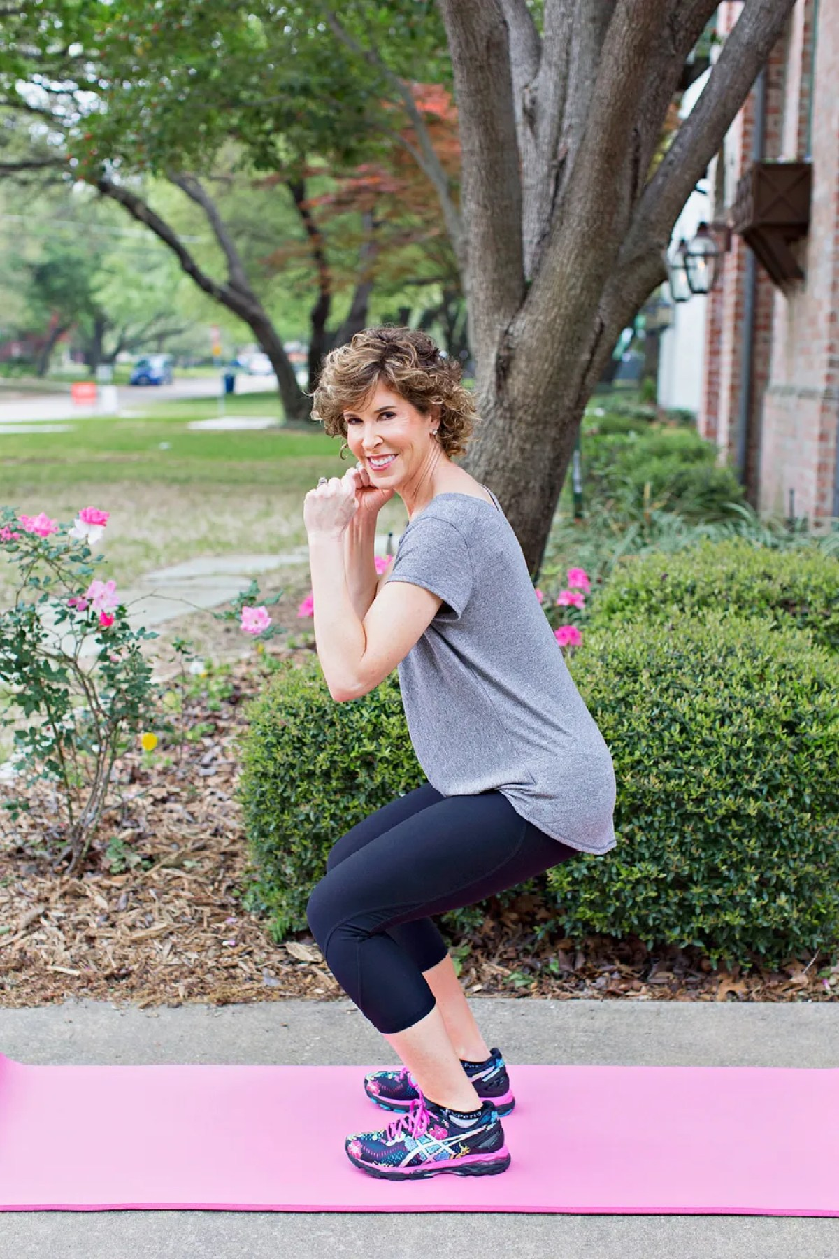 fitness over fifty, women's fitness over fifty, workout moves over fifty, over fifty fitness, strength training over fifty
