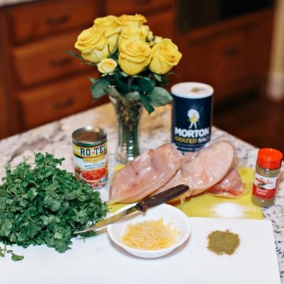 Cooking in the Empty Nest | Suzy's Mexican Chicken Recipe for Two