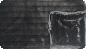 386_black onyx with ruffle