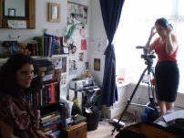 Shooting the EMREM Movie