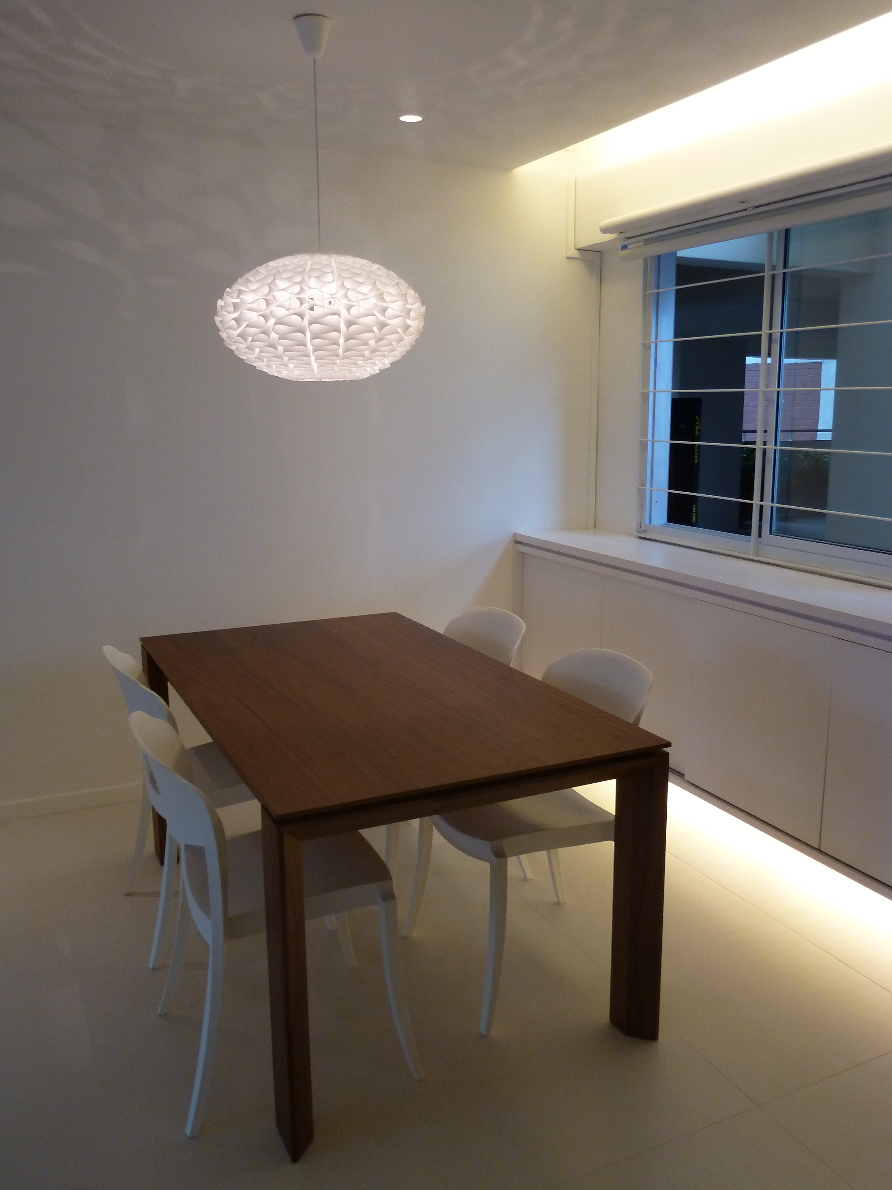 Completed Pics Dining Room Our EM Renovation Experience