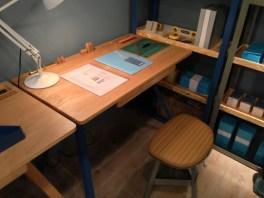 JotterGoods - Jotter Desk_Tool Stool