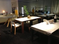 Gorgeous marble top tables