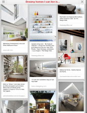 Pinterest board by Amodularlife: Dreamy homes I can live in...