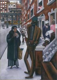 'Harlem', 1934, by Edward Burra