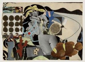 'Erotic Landscape', (?) by Eileen Agar