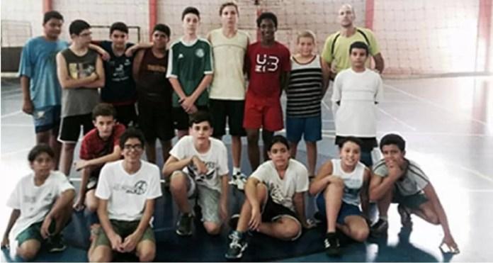 Equipe de Vôlei masculina de Ribeirão Preto