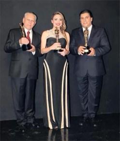 Joseval Peixoto, Rachel Sheherezade e Carlos Nascimento