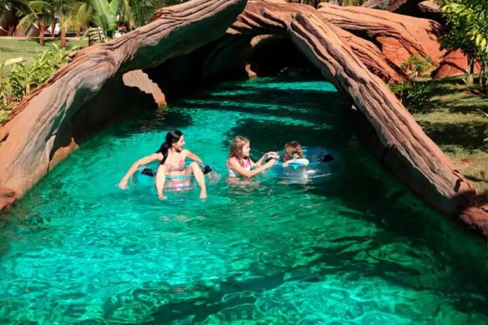 Hot Beach é opção próxima a Ribeirão preto nos finais de semana e feriados.