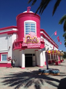 Barbie® Dreamhouse® in Sunrise, FL