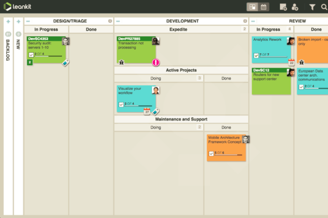 45 Best Trello Alternatives for Project Management Software  Free     Leankit