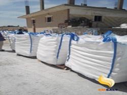 salt in big bags